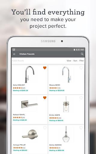 Build.com - Shop Home Improvement & Expert Advice 3.12.0 Screenshots 8