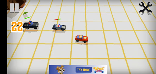 Blazing Drift : Drift and Police Car Chase Game 1.0 screenshots 2