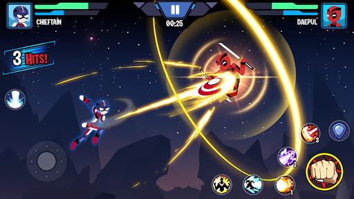 Stickman Heroes Fight - Super Stick Warriors 1.1.3 screenshots 11