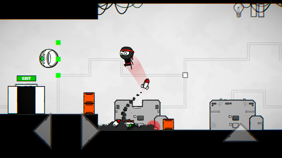 Deadroom 2: Rebirth - Mad Lab Screenshot