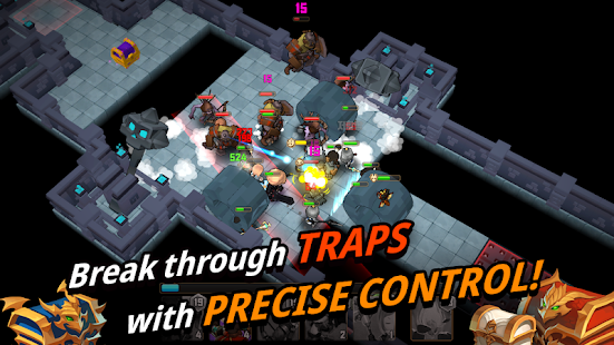 How to hack Drake n Trap for android free