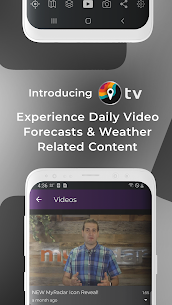 MyRadar Weather Radar Ad Free Apk Download 4