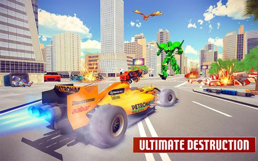 Dragon Robot Car Game u2013 Robot transforming games apkpoly screenshots 5