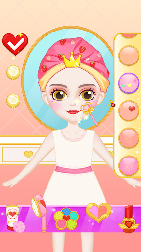Princess Makeup Dress Design Game for girls goodtube screenshots 6