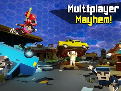 Pixel Fury: Multiplayer in 3D Mod Apk (God Mode + One Shot Kill) 5