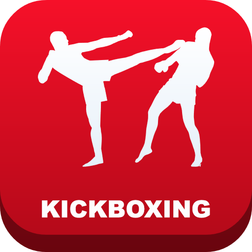 Kickboxing Fitness Trainer icon