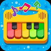 icono Piano Niños Música y Canciones