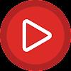 Video Player Phone 대표 아이콘 :: 게볼루션