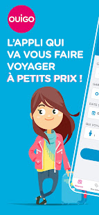 OUIGO u2013 La France u00e0 partir de 10u20ac en TGV ud83dude84 7.1.0 Screenshots 1