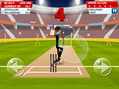 Stick Cricket 2 MOD (Unlimited Money) 7