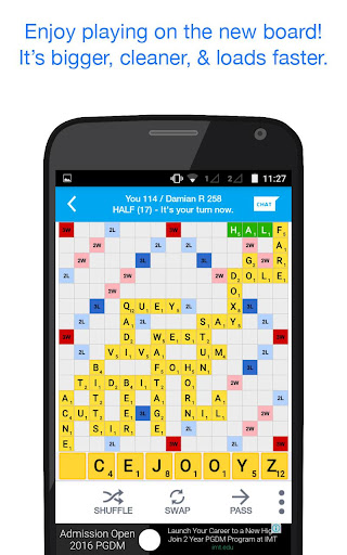 Lexulous Word Game 5.6.89 screenshots 5