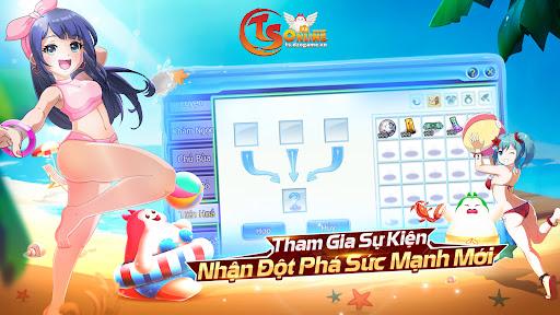 TS Online Mobile u2013 Huyu1ec1n thou1ea1i turnbase RPG Apkfinish screenshots 5