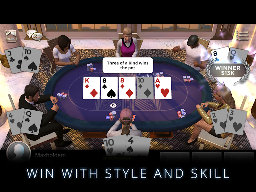 CasinoLife Poker - #1 Free Texas Holdem 3D 4.9.16598 screenshots 10