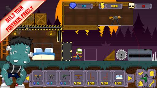 Zombie Craft Survival-Survive the dead apocalypse  screenshots 9