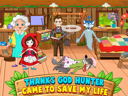 Mini Town: My Little Princess Red Riding Hood Game  screenshots 15