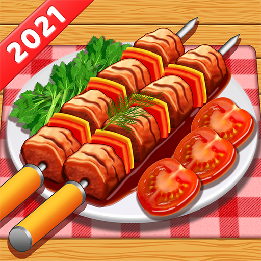 Baixar Cooking Max - Mad Chef's Restaurant Cooking Game para Android