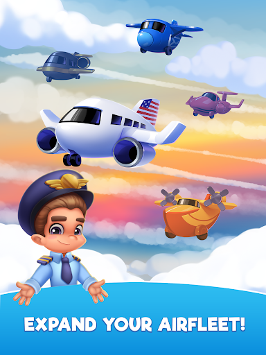 Bubble Planes Blast  screenshots 18