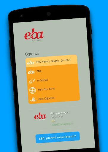 EBA  Screenshots 3