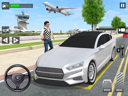 City Taxi Driving: Fun 3D Car Driver Simulator  Screenshots 9