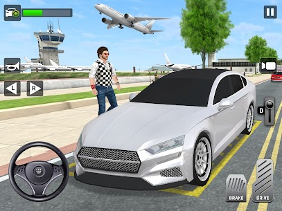 City Taxi Driving: Fun 3D Car Driver Simulator 9