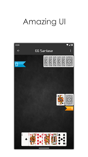 66 Online - Play Multiplayer Santase Card Game screenshots 2