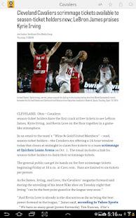 cleveland.com: Cavaliers News