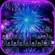 Coolfirework Keyboard Theme