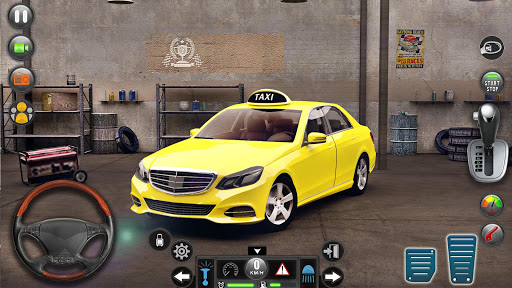 New Taxi Simulator u2013 3D Car Simulator Games 2020 33 Screenshots 8