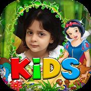 Kids Photo Frames: Photo Editor
