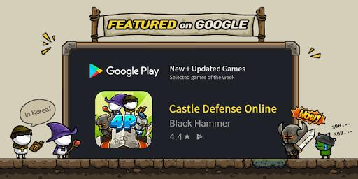 Castle Defense Online 1167 screenshots 7