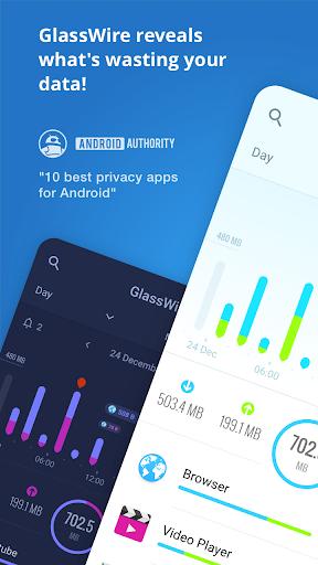 Download APK: GlassWire Data Usage Monitor v3.0.361r [Premium]