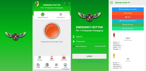 Emergency Button Tulungagung APK 0