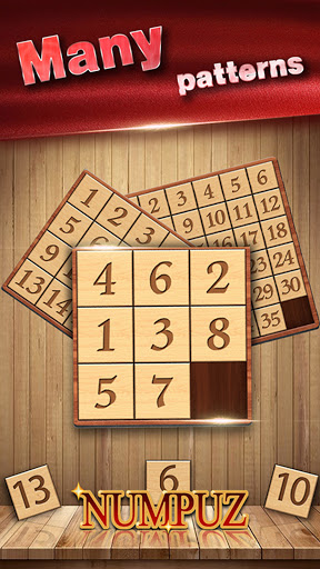 Numpuz: Classic Number Games, Free Riddle Puzzle 4.8501 screenshots 3