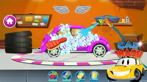 Car wash games - Washing a Car 5.1 screenshots 8