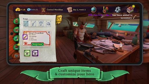 Elly and the Ruby Atlas u2013 Pirate Games Free screenshots 3