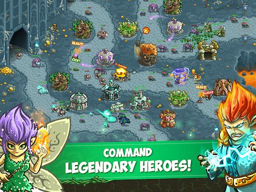 Kingdom Rush Origins - Tower Defense Game  screenshots 14