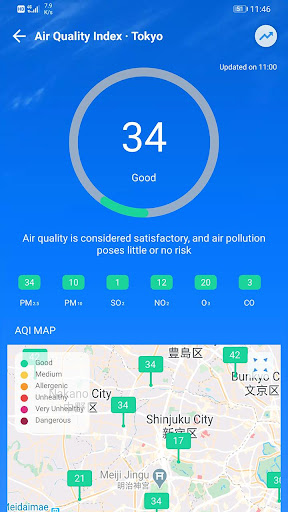 Weather Forecast 2.3.37 Screenshots 7