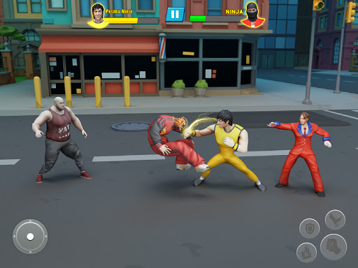 Beat Em Up Fighting Games: Kung Fu Karate Game 3.5 screenshots 8