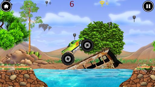 monster truck: the worm screenshot 3