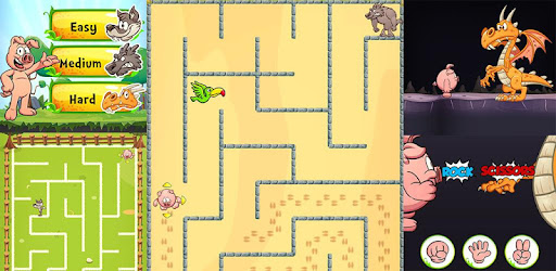 Screenshot of Maze game - Kids puzzle and educational game