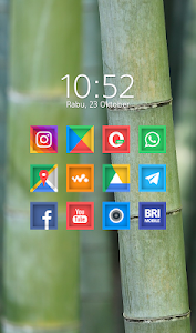 Cuticon Square - Icon Pack 5.1 (Patched)