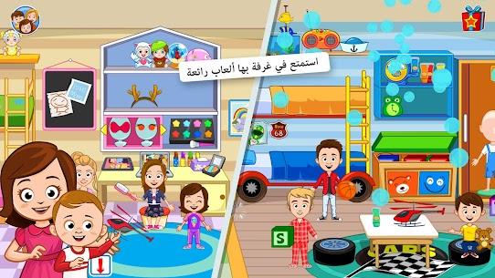 My Town : منزل الأسرة تنزيل لعب اطفال عمر 3 سنوات 2022 5