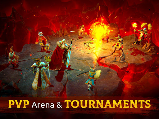 Age of Magic: Turn-Based Magic RPG & Strategy Game 1.26.3 screenshots 19