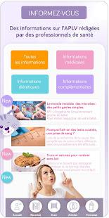 Allergie-Lait App' 1.02 Screenshots 5