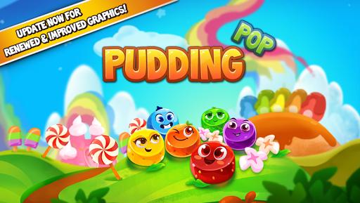 Pudding Pop - Connect & Splash Free Match 3 Game screenshots 5