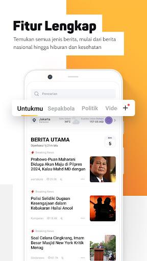 BaBe - Baca Berita 13.6.1.04 Screenshots 1