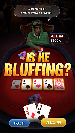 Holdem or Foldem - Poker Texas Holdem 1.2.6 screenshots 8