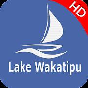 Lake Wakatipu New Zealand Offline Nautical Chart
