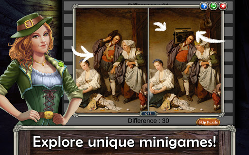 MatchVentures - Match 3 Castle Mystery Adventure apkslow screenshots 22