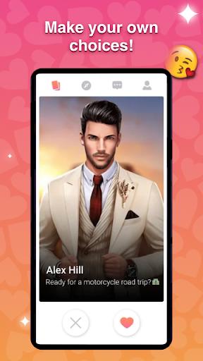 Swiit Crush - Interactive Stories https screenshots 1